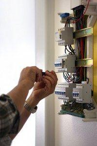 mise aux normes electriques sur Igny